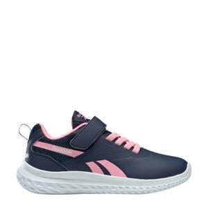 Rush Runner  hardloopschoenen donkerblauw/roze/zilver