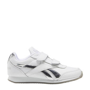 Royal Classic Jogger 2 sneakers zilver/wit