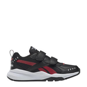 XT Sprinter  hardloopschoenen zwart/rood/wit