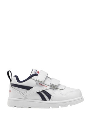 Royal Prime 2.0 KC sneakers wit/donkerblauw/rood