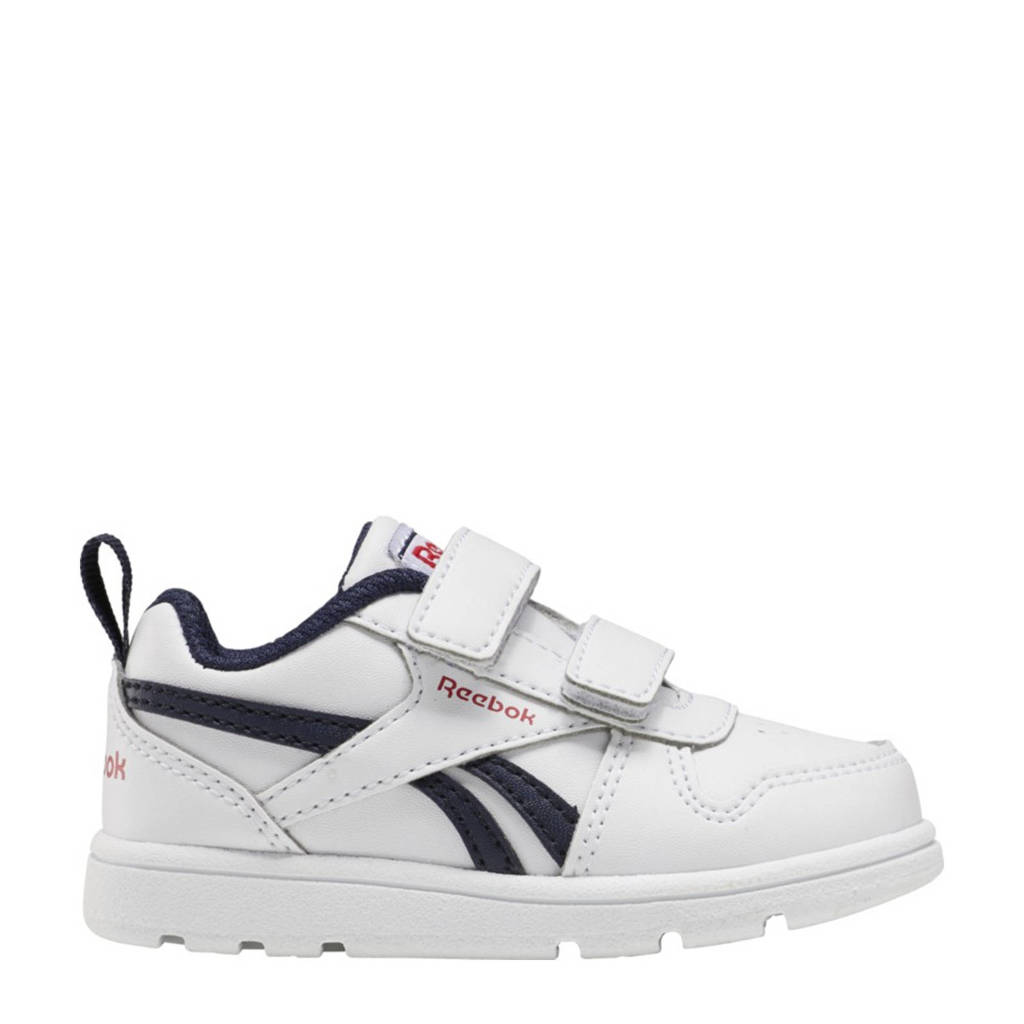 Reebok Classics Royal Prime 2 sneakers wit/donkerblauw, Wit/donkerblauw