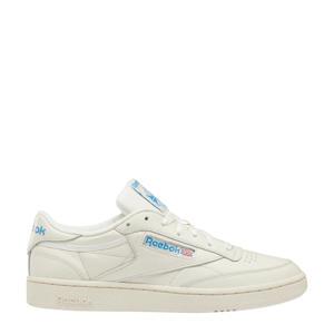 Club C 85 MU sneakers ecru/blauw