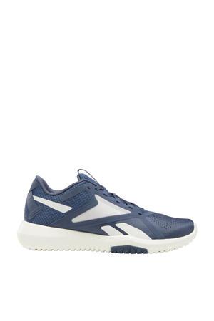 Flexagon Force 2.0 sportschoenen donkerblauw/ecru