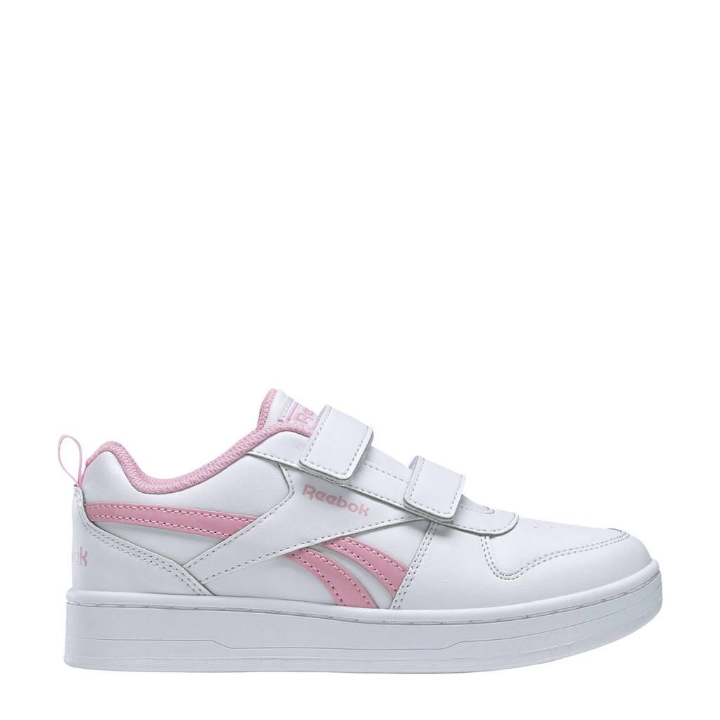 Reebok Classics Royal Prime  sneakers wit/roze, Wit/roze