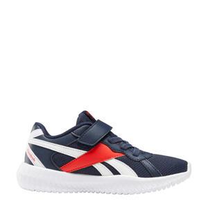 Flexagon Ene sneakers donkerblauw/rood