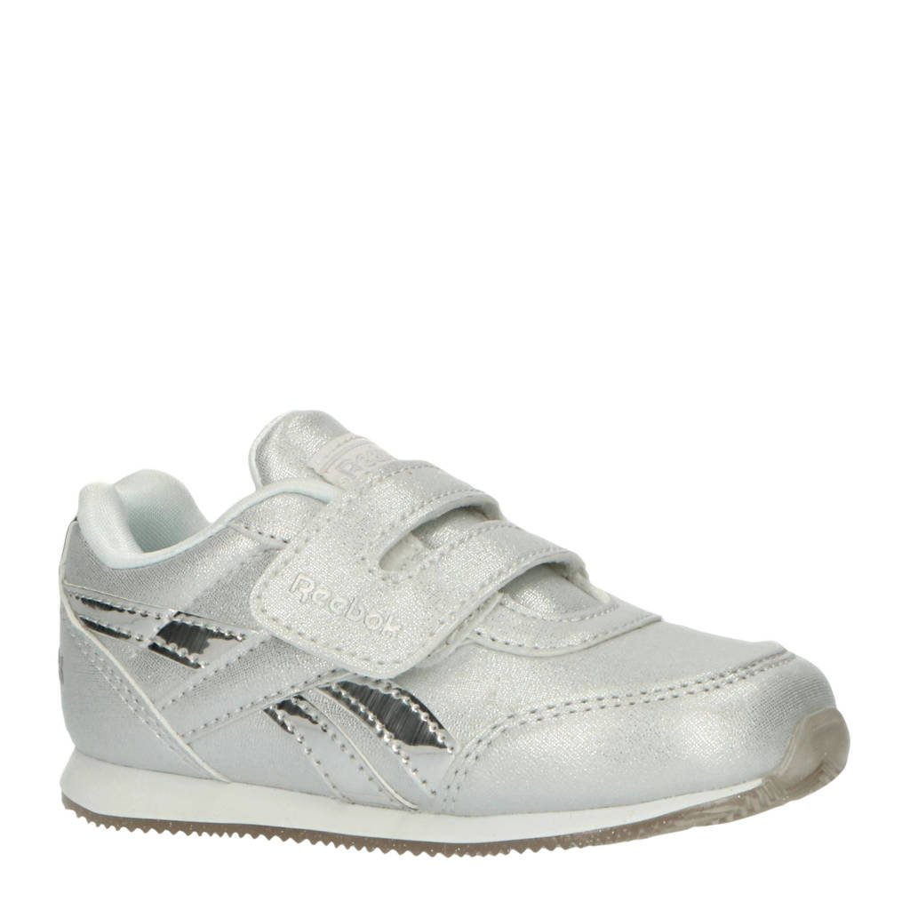 Reebok Classics Royal Classic Jogger 2 sneakers zilver/wit, Zilver/wit