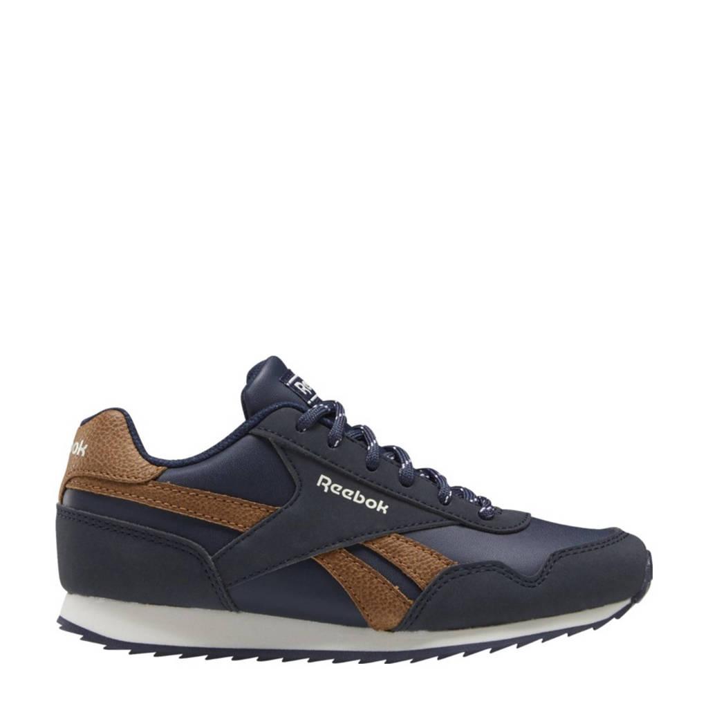 Reebok Classics  Royal CLJog  sneakers donkerblauw/lichtbuirn, Donkerbruin/lichtbruin