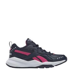 XT Sprinter  sneakers donkerblauw/roze/wit