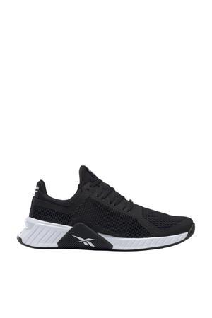 Flashfilm Trainer  sportschoenen zwart/wit