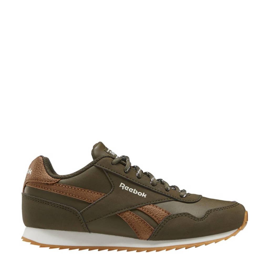 Reebok Classics  Royal CLJog  sneakers kaki/lichtbruin