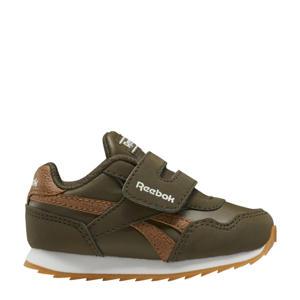 Royal CLJog  sneakers kaki/lichtbruin