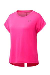 Reebok Training sport T-shirt roze, Roze