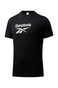 Reebok Classics T-shirt zwart, Zwart