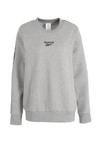 Reebok Training sportsweater grijs melange, Grijs melange