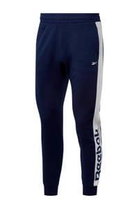 Reebok Training joggingbroek donkerblauw, Donkerblauw