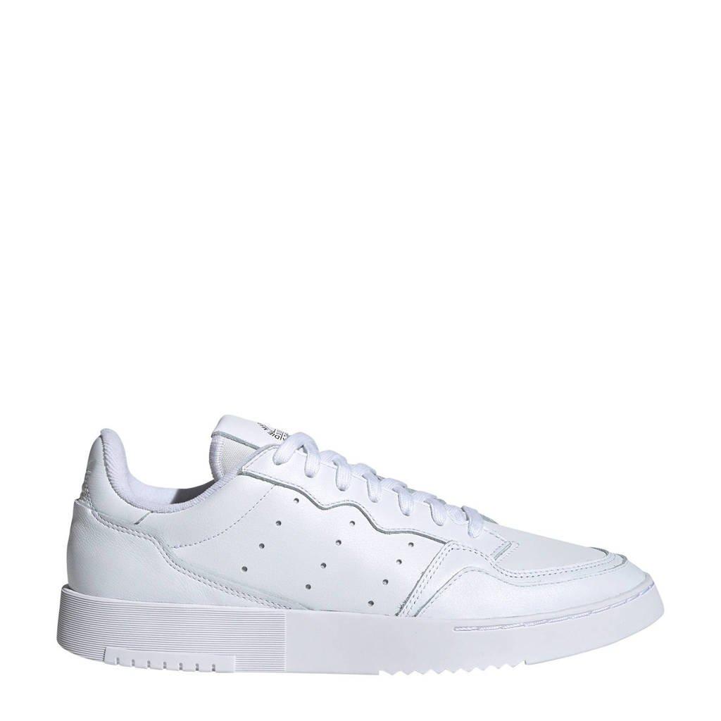 adidas Originals Supercourt  sneakers wit/zwart, Wit/zwart