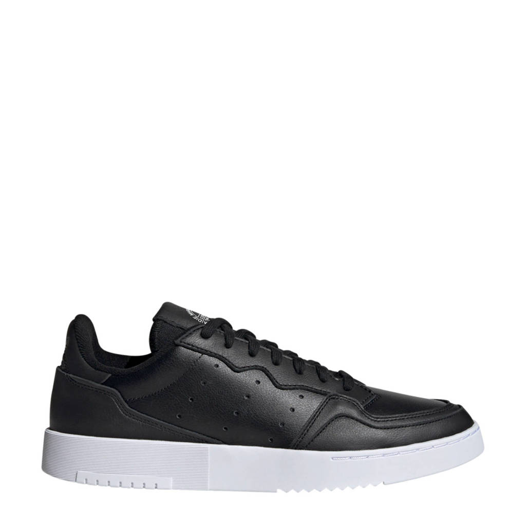 adidas Originals Supercourt  sneakers zwart/wit, Zwart/wit