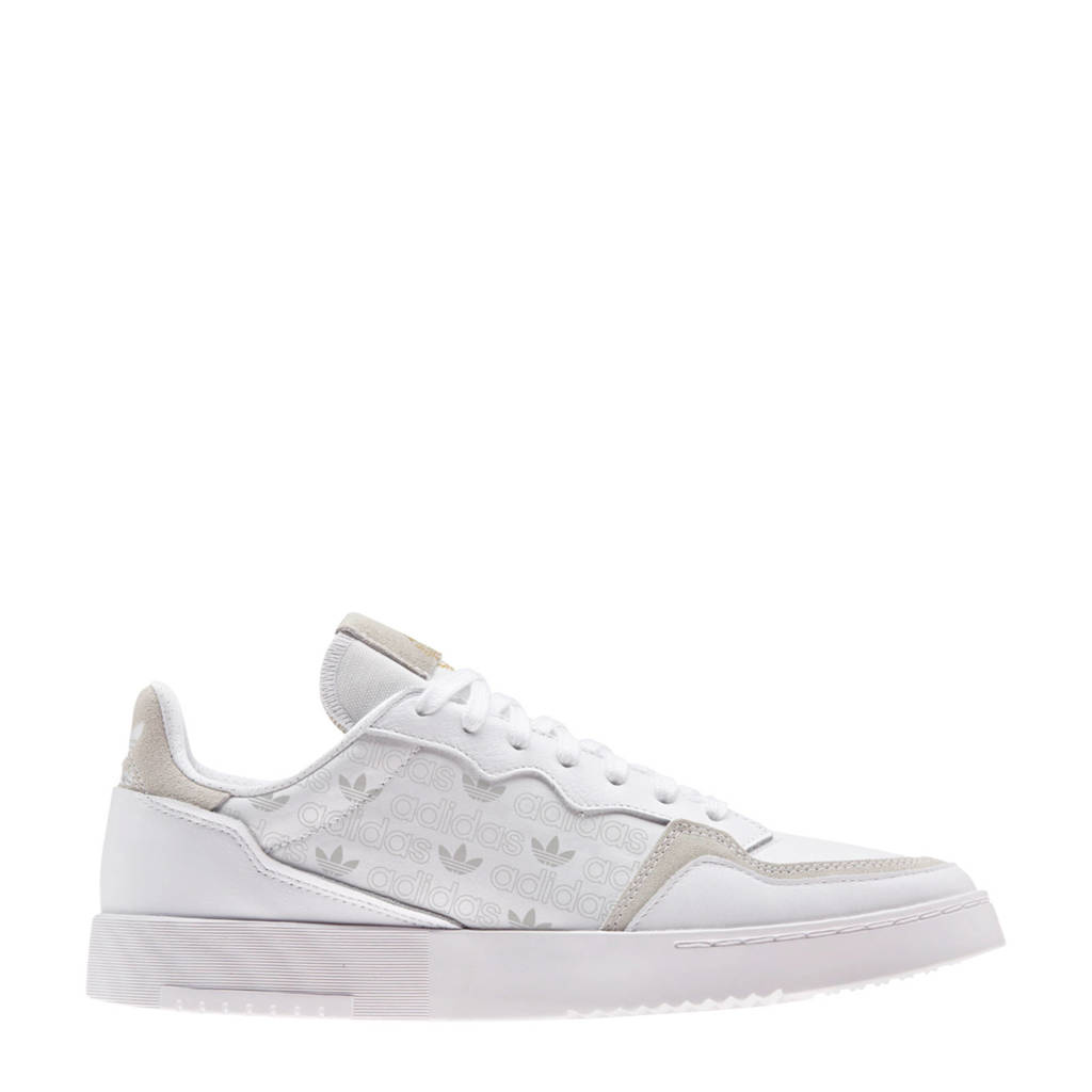 adidas Originals Supercourt  sneakers wit/goud, Wit/goud