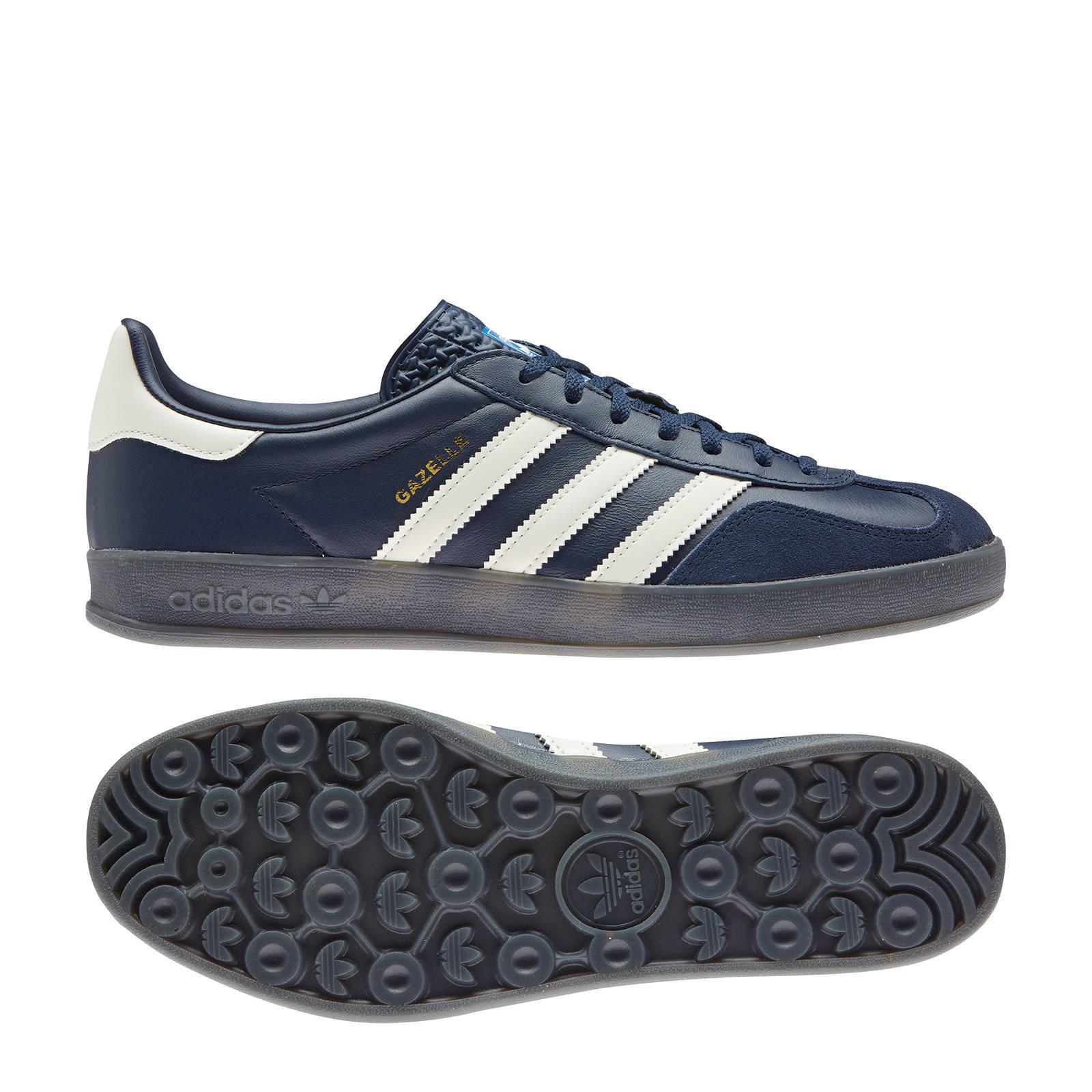 Gazelle Indoor sneakers donkerblauwwit