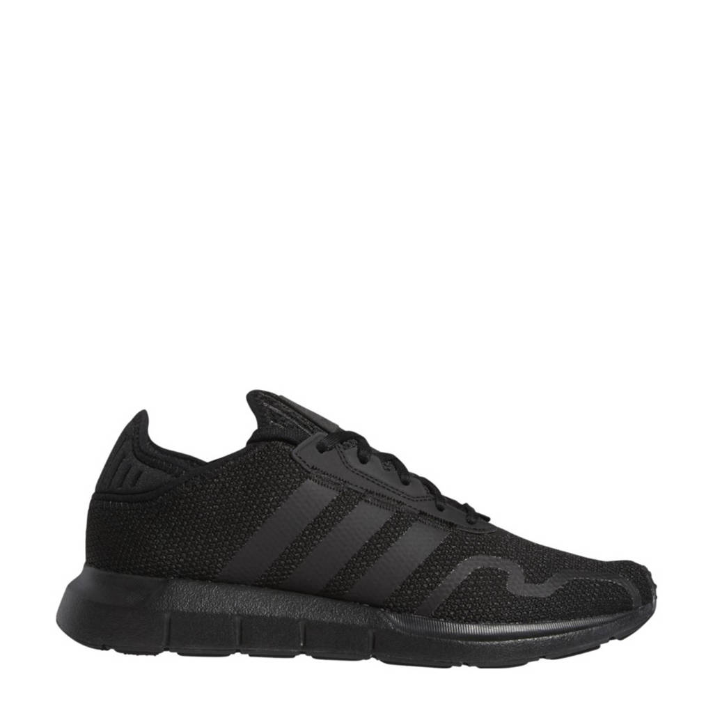 adidas Originals Swift Run X sneakers zwart, Zwart