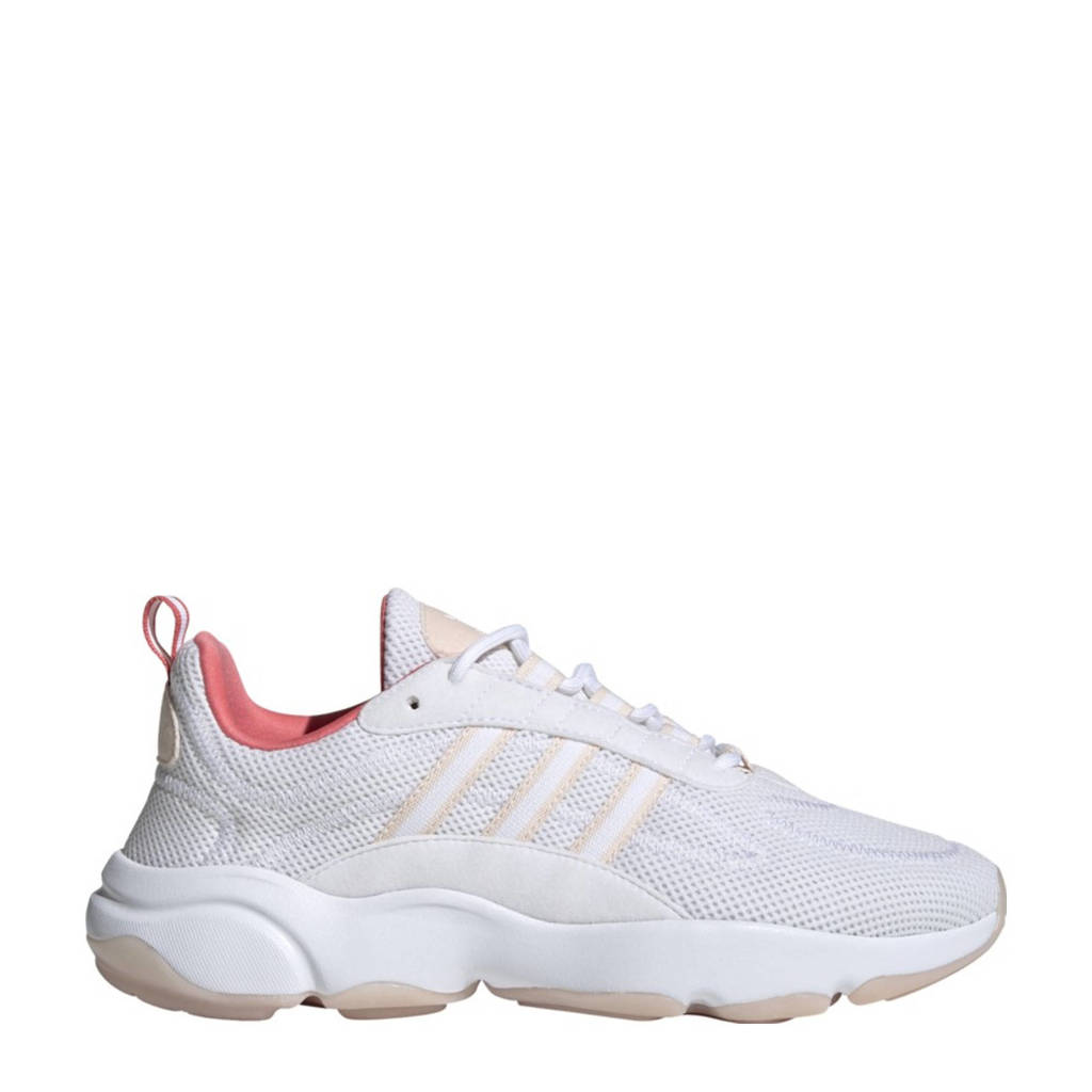 adidas Originals Haiwee  sneakers wit/roze/rood, Wit/roze/rood