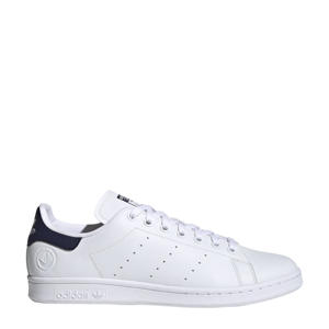 Stan Smith Vegan sneakers wit/donkerblauw/groen