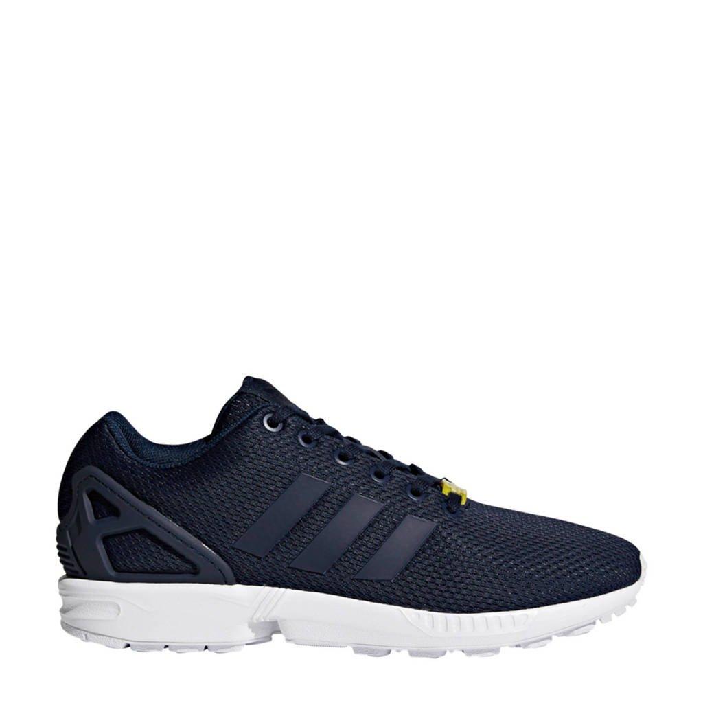 adidas Originals ZX Flux  sneakers donkerblauw/wit, Donkerblauw/wit