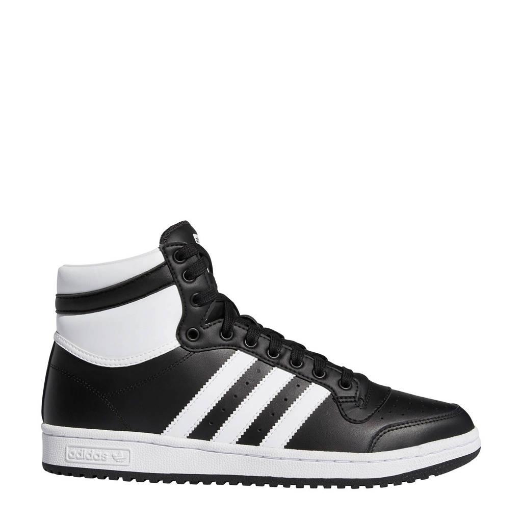 adidas Originals Top Ten  Mid  sneakers, Zwart/wit