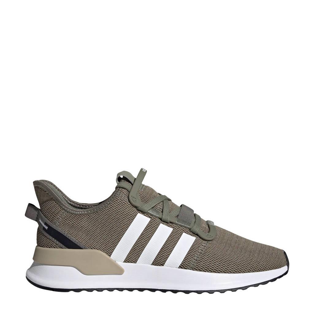 adidas Originals U_Path Run  sneakers kaki/wit