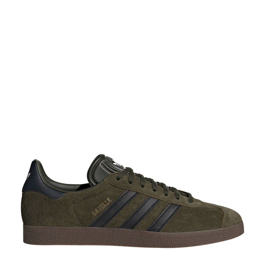 adidas Originals Gazelle  sneakers, Antraciet/zwart