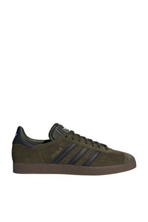 Gazelle  sneakers antraciet/zwart