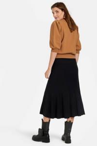 Eksept by Shoeby sweater bruin, Bruin