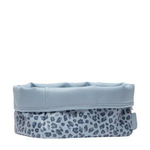 verzorgingsmandje Leopard Blue