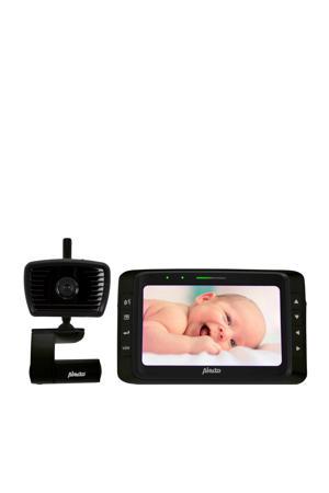 """DVM-250ZT babyfoon met camera en 5"""" kleurenscherm, zwart"""