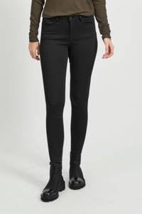 VILA skinny jeans Stay zwart, Zwart