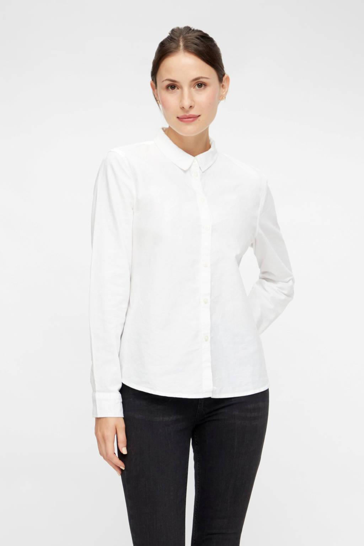 PIECES blouse wit, Wit