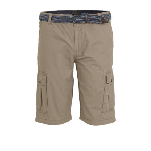C&A regular fit cargo bermuda zand
