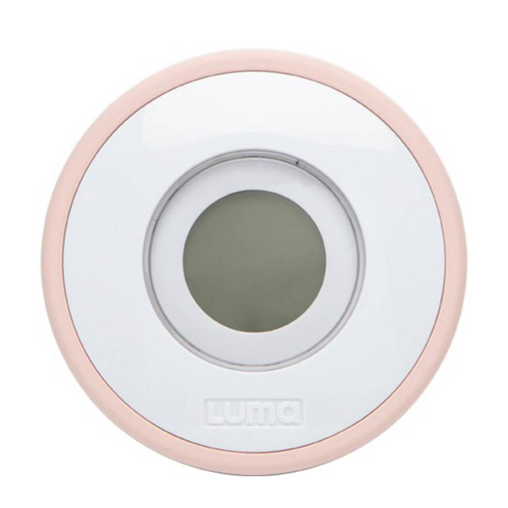 Luma digitale badthermometer LUMA Cloud Pink
