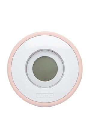 digitale badthermometer LUMA Cloud Pink