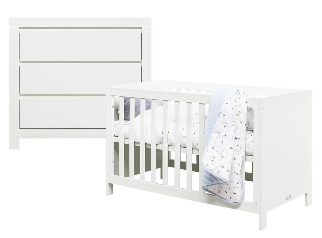 Bopita 2-delige babykamer Thijn