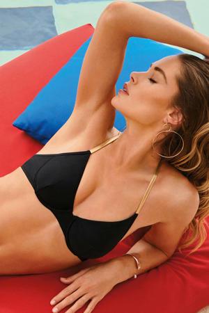 by Doutzen beugel bikinitop Paradise zwart