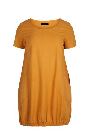 jurk Marrakesh spruce yellow