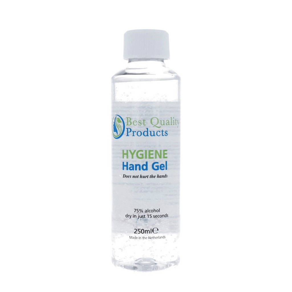 BQP Hygiene handgel - 250 ml