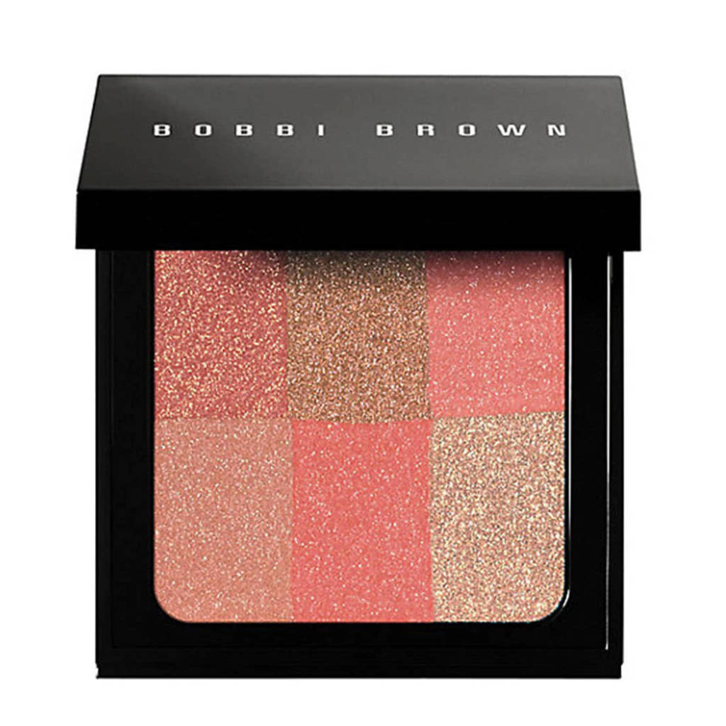 Bobbi Brown Brightening Brick Highlighter - Coral