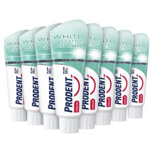 White System Pure Mineral tandpasta - 12 x 75 ml