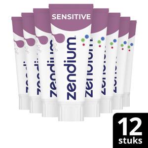Sensitive tandpasta - 12 x 75 ml