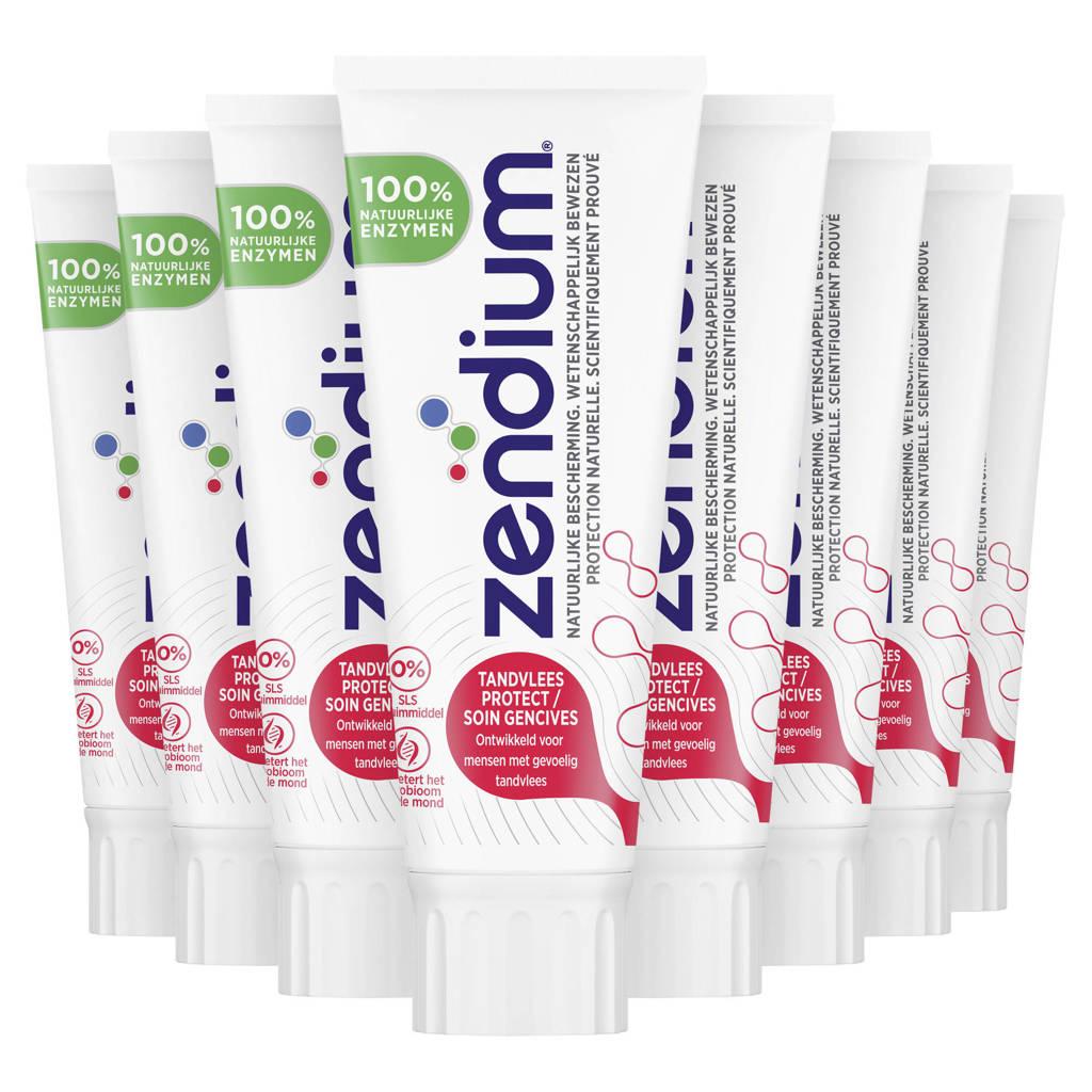 Zendium Tandvlees Protect tandpasta - 12 x 75 ml