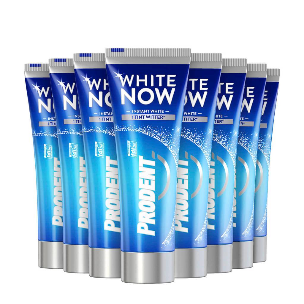 Prodent White Now Original tandpasta - 12 x 75 ml