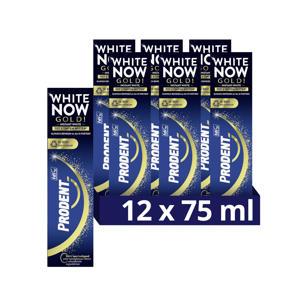 White Now Gold tandpasta - 12 x 75 ml