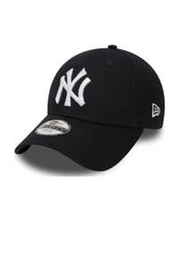 New Era 9Forty Kids pet donkerblauw/wit, Donkerblauw/wit